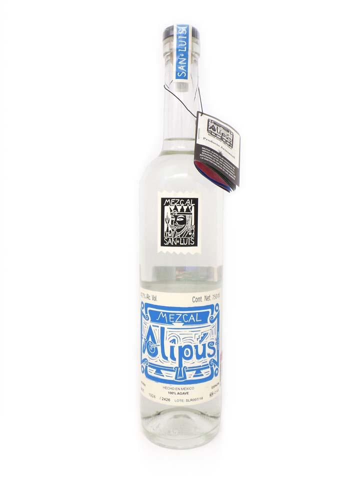 Mezcal Alipus San Luis 750ml - Licores Grandezza